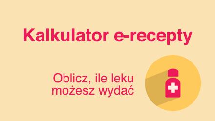Kalkulator e-recepty
