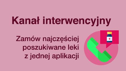 Kanał interwencyjny
